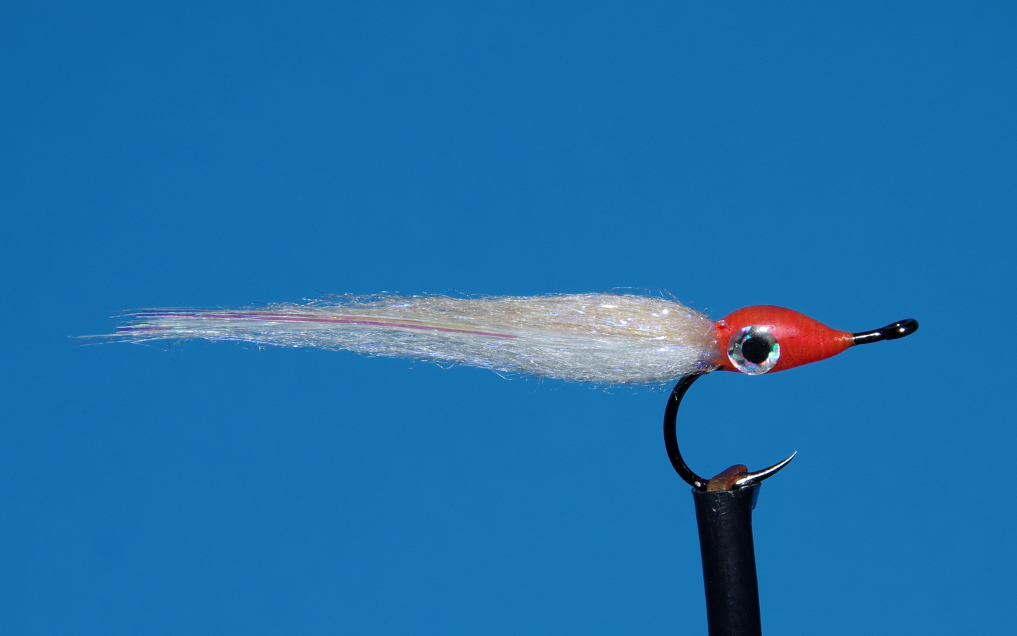 MINNOW FLY PATTERN: THE STEEL FRY [VIDEO]