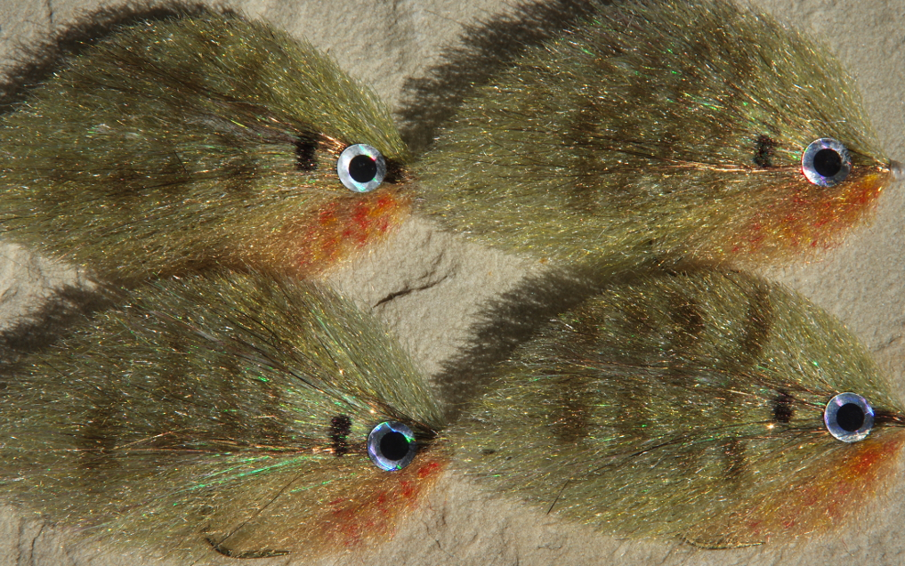 ENRICO PUGLISI BLUEGILL AND SUNFISH BASS FLY