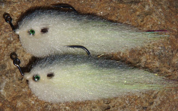 Shad baitfish pattern Enrico Puglisi.
