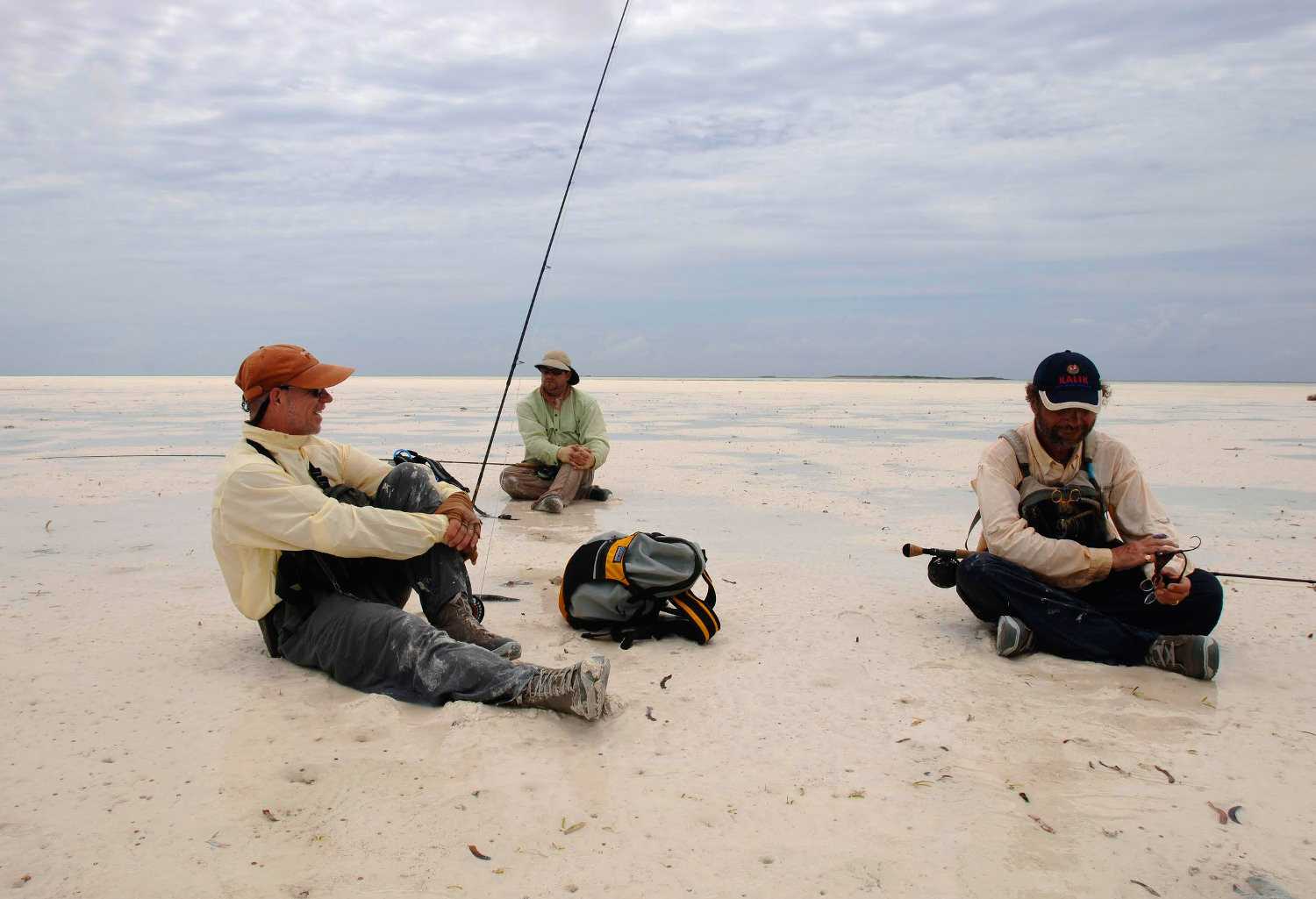 Fly fishing saltwater tides determine success toflyfish for Fly fishing podcast