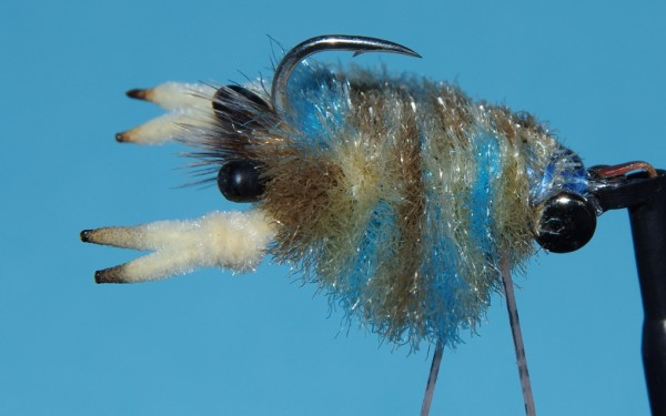 TYING CRAB FLY BODIES [VIDEO]