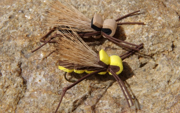 HOPPER FLY PATTERN: MR. PEANUT HOPPER [VIDEO]