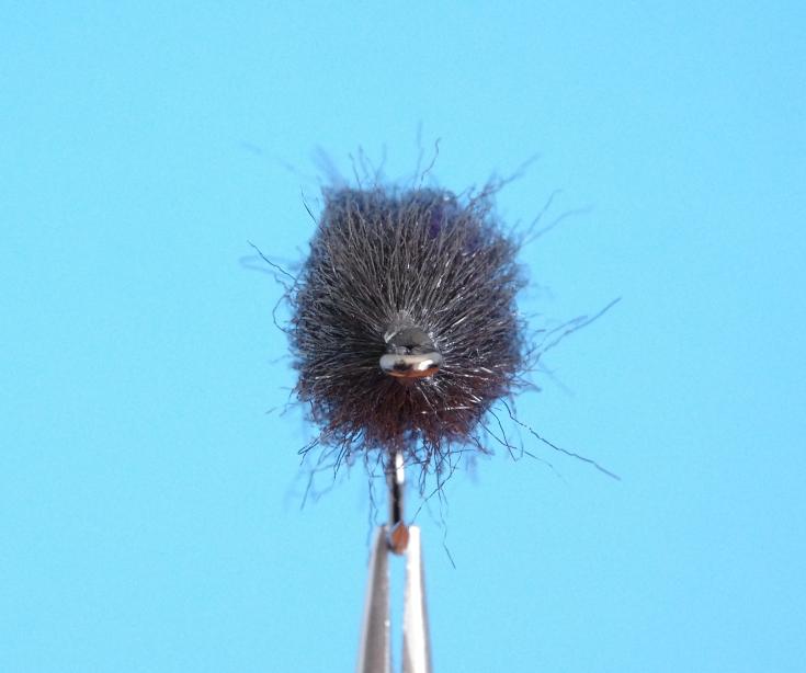 Craft fur Hollow Fleye head.