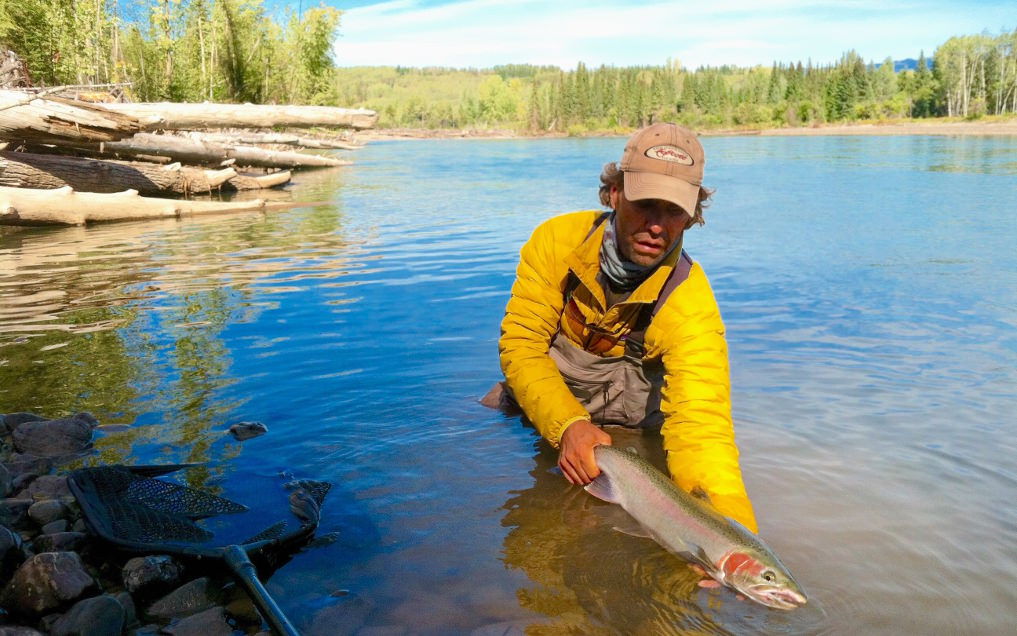 SWINGING FOR STEELHEAD AND OTHER SALMONIDS: A COMPLETE INTRODUCTION JEFF LISKAY [PODCAST]