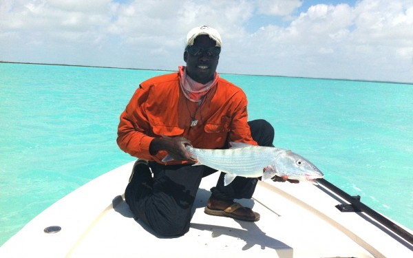 GOTCHA! BIG BONEFISH OF ANDROS ISLAND & CAPT. SHAWN LEADON [PODCAST]