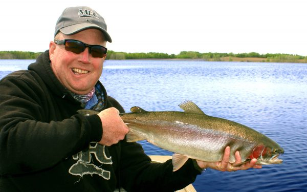 Stillwater fly fishing and sinking lines.