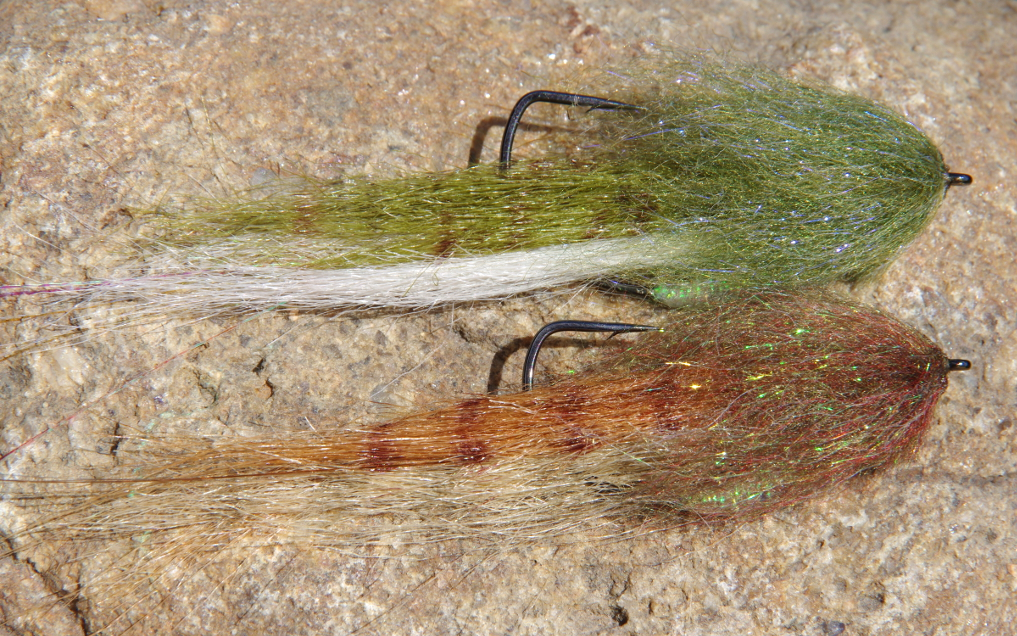 Equalizer bass fly pattern.