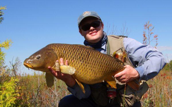 GREAT LAKES CARP FLY FISHING