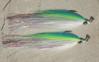 CLOUSER MINNOW PATTERN: EXPLORING DIFFERENT TYING OPTIONS